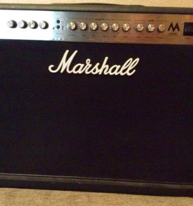 Marshall MA100 + стойка под комбо