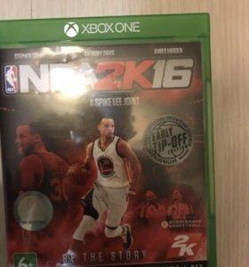 NBA2K16 для Xbox one