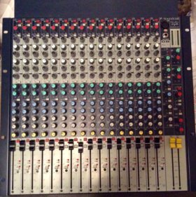 Soundcraft GB 2R16