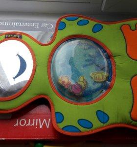 Игрушка для детей на автокресло