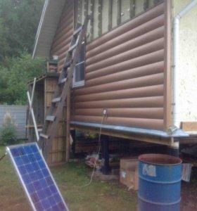 Солнечная батарея (комплект)