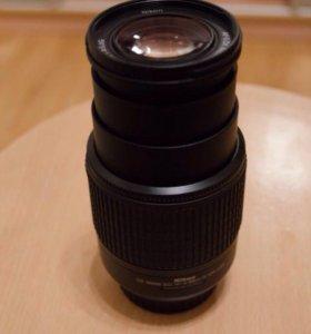 Объектив Nikon AF-S DX Nikkor ED 55-200mm 1:4-5.6G