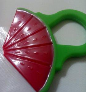 Новый гибкий прорезыватель арбуз