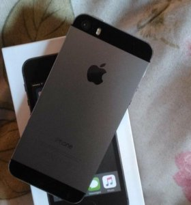 Айфон 5s как новый отличном состоянии