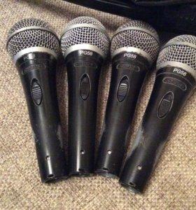 Микрофоны Shure PG58