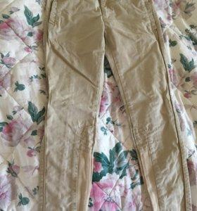 Котоновые брюки Zara