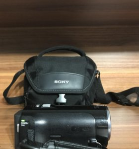 Видеокамера Flash HD Sony HDR-CX320E