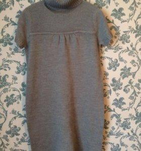 Теплое платье La Redoute