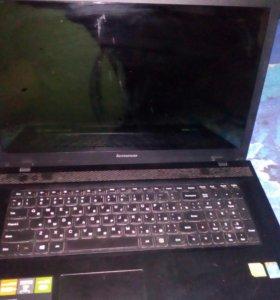 Ноутбук леново g 710