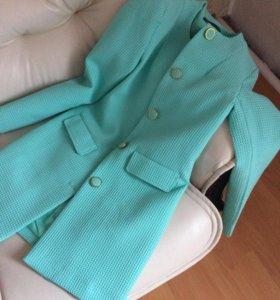 Вафельное пальто от Lady Moda