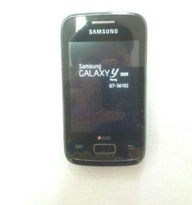 Samsung Galaxy Y Duos GT-S6102