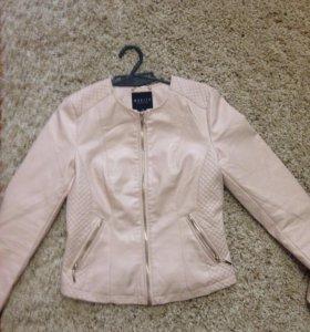 Mohito новая кожаная куртка