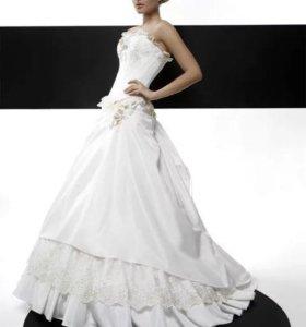 Свадебное платье Татьяны Каплун