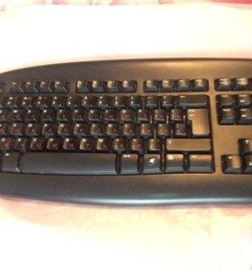 Клавиатура в отличном состоянии
