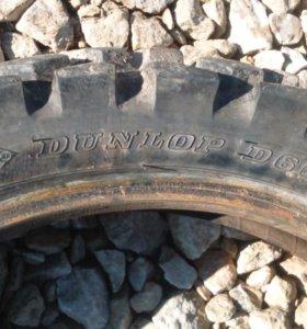 Покрышки 2/75-21 и120/80-18 dunlop