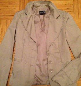 Пиджак на подкладке р 44