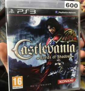 Castlevania: Lord Of Shadow (PS3)