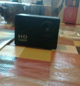 Экшн камера SPORTS HD DV