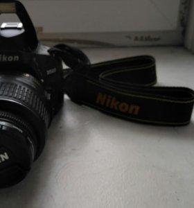 Nikon D5100 kit 18-55vr