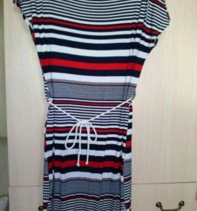 Платье легкое стрейч