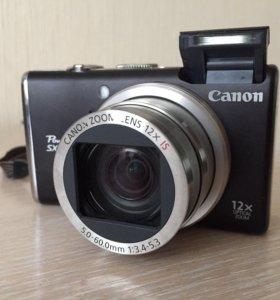 Фотоаппарат Canon SX 200 IS