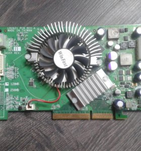 Geforce 6600gt AGP 128mb