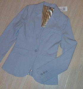 Пиджак женский 40-42, новый. Доставка в подарок.