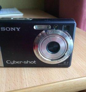 Фотоаппарат Sony dsc-w90