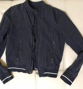Куртка - бомбер CK