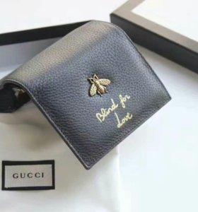 Gucci кошелёк новый, оригинал.