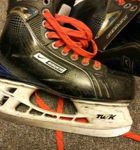 Коньки хоккейные р. 36.5
