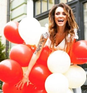 Воздушные шарики.