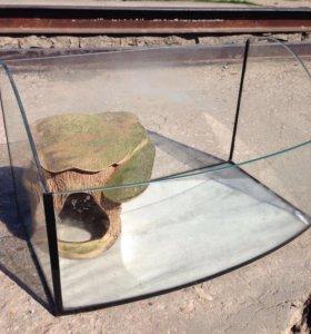 Аквариум для черепашек