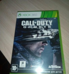 Call of Duty: Ghost Xbox 360