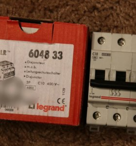 Legrand LR Автоматический выключатель 604833