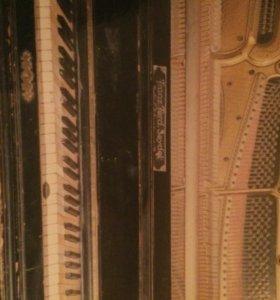 Пианино немецкий