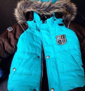 Куртка зимняя Kerry 86 размер( Финляндия)