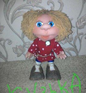 Кукла Кузька домовенок
