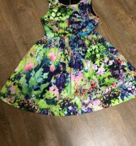 Zara платье 42-44