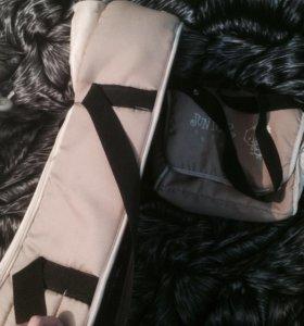 Переноска и сумочка