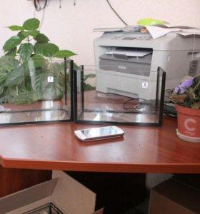 аквариумы в ассортименте