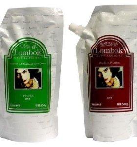 Ламинат для волос Lombok
