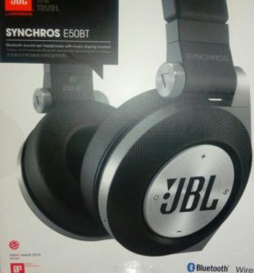 Bluetooth наушники JBL E50BT
