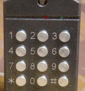 Кодовая панель КБД-10Н
