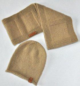 Детская шапочка бини.