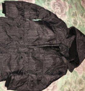 Куртка на мальчика 9 -10 лет