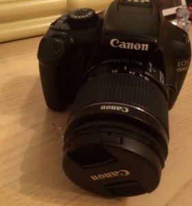 Полупрофессиональный зеркальный фотоаппарат Canon