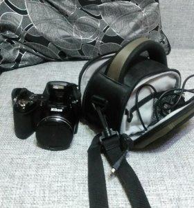 Фотоапарат никон l310