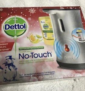 Диспенсер для жидкого мыла Dettol