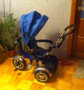 Велосипед трехколёсный детский